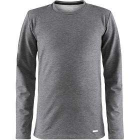 Craft Essential - T-shirt manches longues Enfant - gris